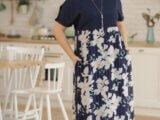Женское летнее платье Софт