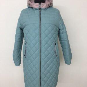 """Демисезонная куртка """"Эмми"""" мята"""
